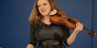 Rachel Barton PIne Violinist Cover