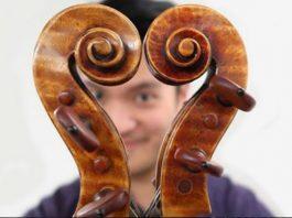 Ray Chen Love Violins