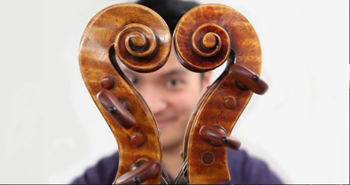 Ray Chen Love Violins