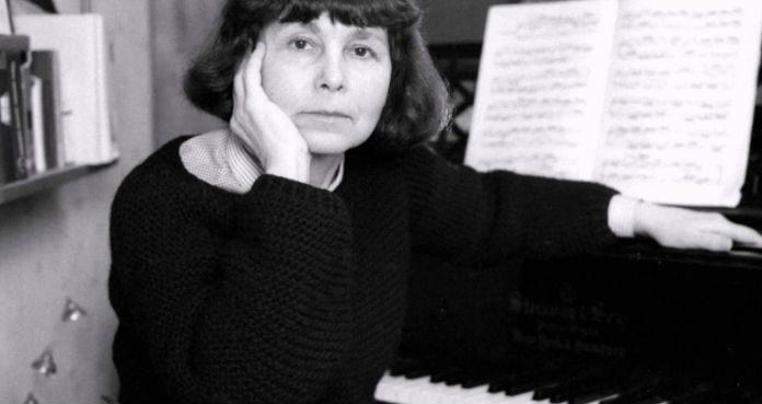 Sofia Gubaidulina composer