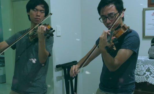 TwoSet Violin Game of Thrones