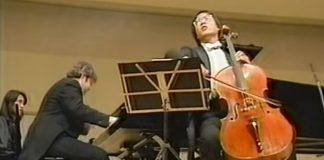 Yo Yo Ma Emanuel Ax Brahms Cover