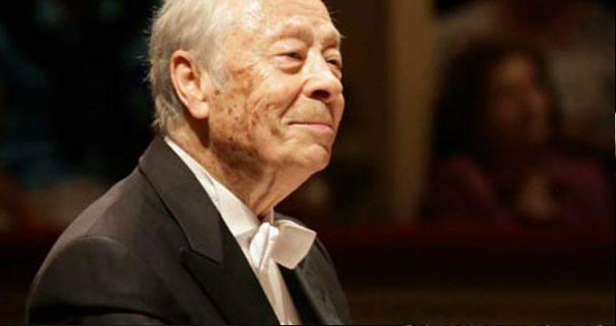Alberto Zedda Conductor Died