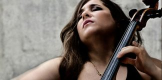 Alisa Weilerstein Cellist Cover
