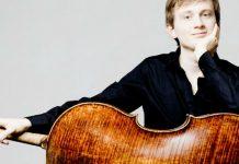 Benedict Kloeckner Cello Queen Elisabeth Cover