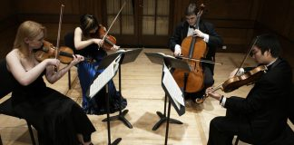 Curtis Institute of Music Recitals Cover
