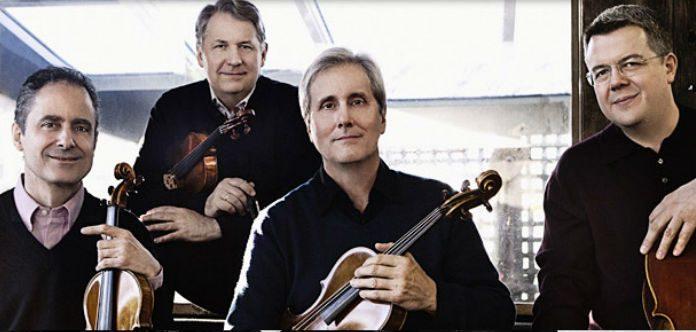 Emerson String Quartet Cover