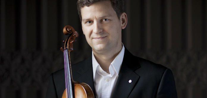 James Ehnes Violinist