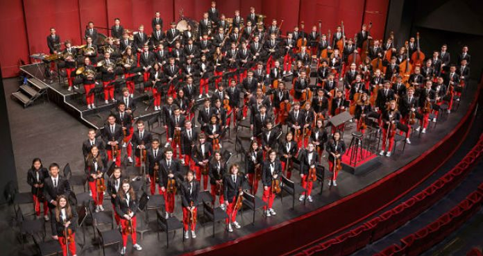 National Youth Orchestra United States 2017