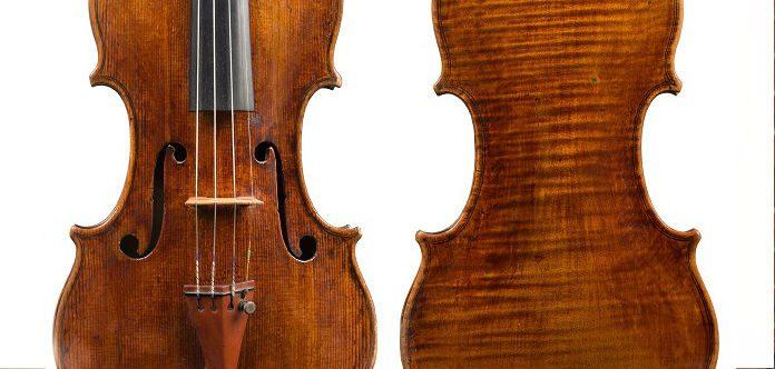 Stolen Violin London