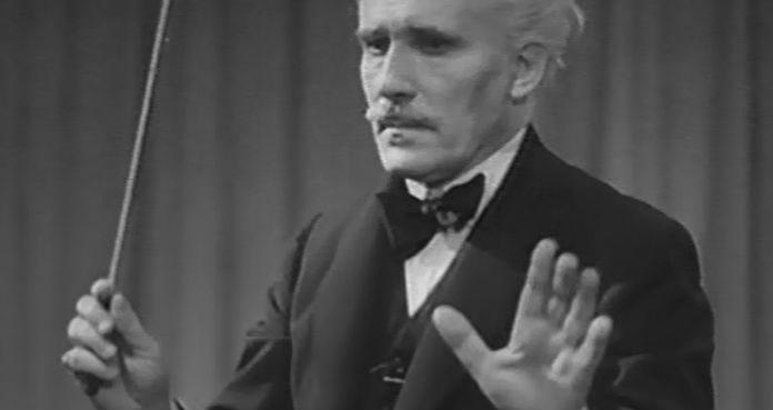 Toscanini Cover