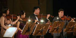 Wieniawski Vivaldi Concerto for Four Violins