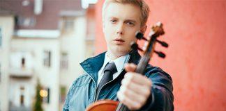 benjamin morrison violin