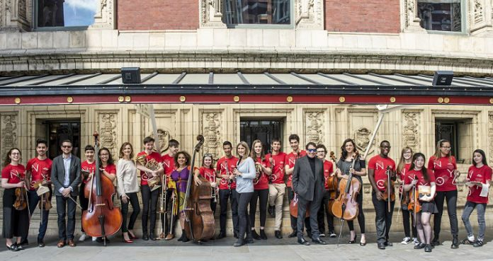 2017 BBC Proms Festival Launch