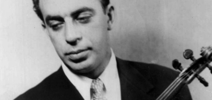 American Violinist Berl Senofsky was Born On This Day in 1926 [ON-THIS-DAY]