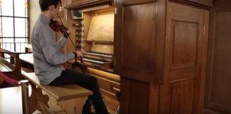 Bach Violin Organ Duet