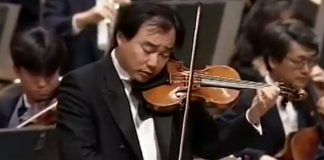 Cho-Liang Lin Beethoven