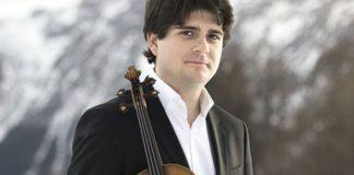 Fedor Rudin Violinist Cover
