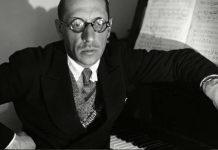 Stravinsky Violin Concerto Premiere