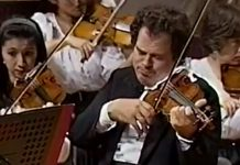 Itzhak Perlman Mozart Violin Concerto