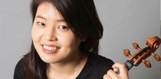 Lisa Ji Eun Kim Boston Symphony Violinist