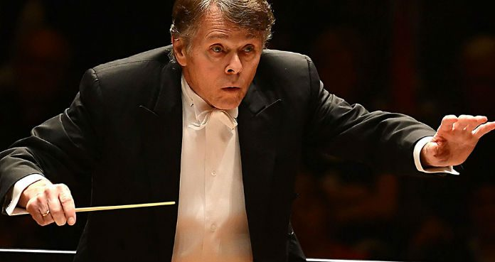 Mariss Jansons Conductor Cover