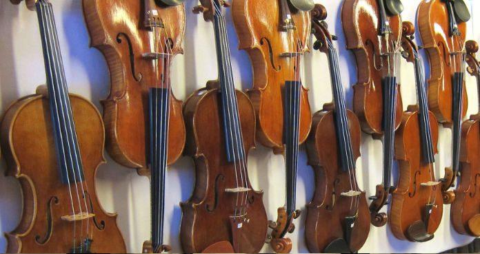 Metzler Violin Shop Cover