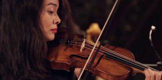 Midori Seiler Violin Cover