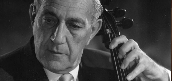 Cello Virtuoso Gregor Piatigorsky Born On This Day in 1903 [ON-THIS-DAY]