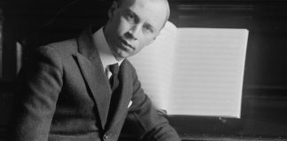 Sergei Prokofiev Born