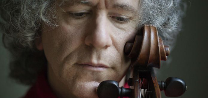 Steven Isserlis Cellist Cover