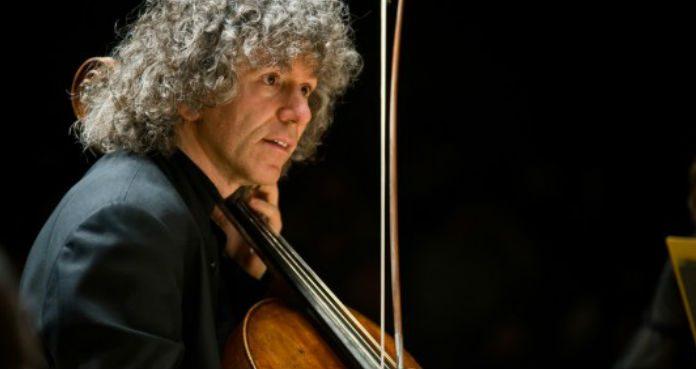 Steven Isserlis Cellist Dresden Festival Cover