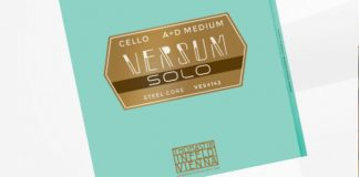 Thomastik Versum Solo Cello Strings Cover