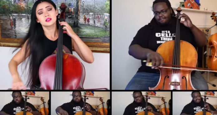 Tina Guo That Cello Guy