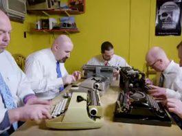 Typewriter Orchestra