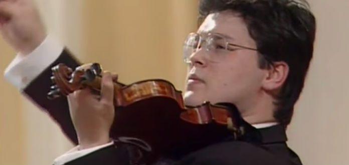 Vadim Repin Alexander Markovich Recital 1992 Cover