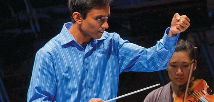 Vinay Parameswaran Cleveland Symphony Cover