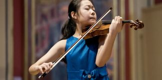 Yesong Sophie Lee Menuhin Competition Cover