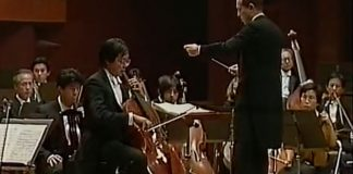 Yo Yo Ma Dvorak Cello Concerto Cover