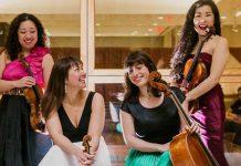 Aizuri String Quartet Cover