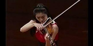 Akiko Suwanai Brahms