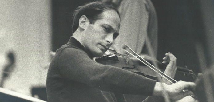 Today is Russian-American Violin Virtuoso Albert Markov's