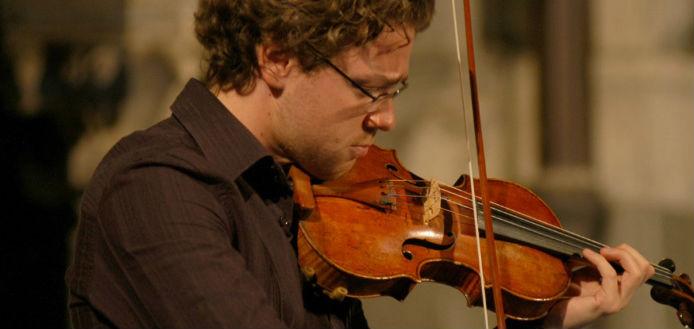 Alexander Sitkovetsky Violin Cover