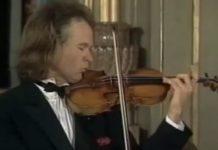 Augustin Dumay Mozart Violin Concerto