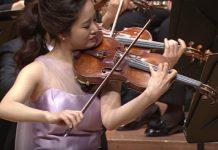 Bomsori Kim Brahms Violin Concerto