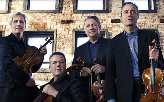 Emerson String Quartet Livestream