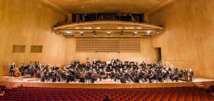 Gothenburg Symphony Audition
