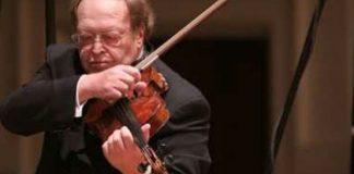 Grigori Zhislin Violinist Obituary Cover