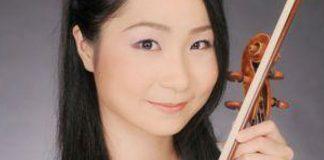 Hiroko Ninagawa Violin Violinist Cover