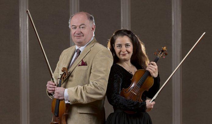Ilya Kaler Olga Violin